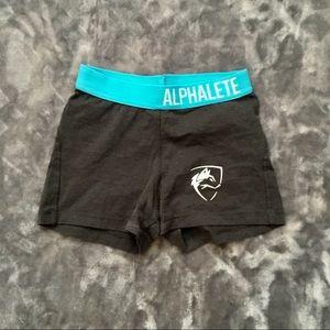 Alphalete Spandex Shorts
